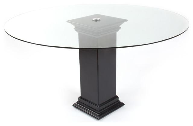 Round End Metal Table Bob Mackie Home American Drew Hot