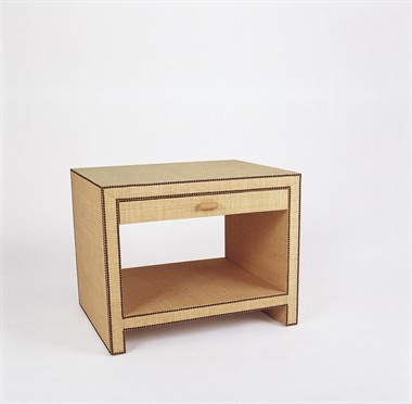 Manhattan Side Table by Jan Showers contemporary side tables and accent tables