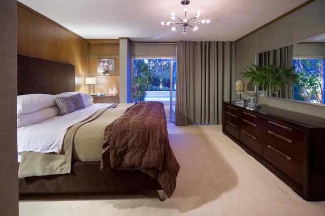 Personal Residence modern-bedroom