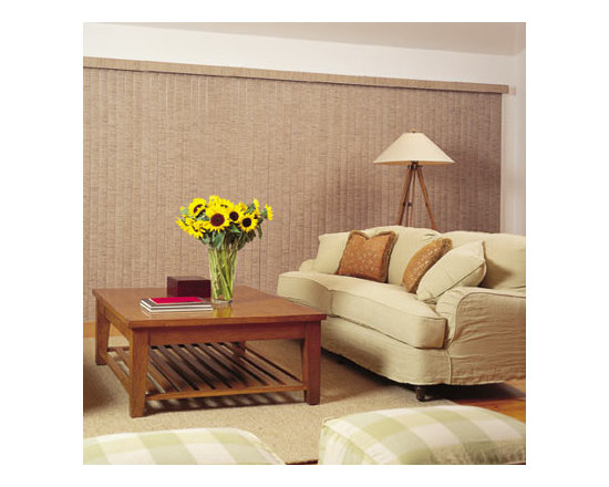 M&B Fabric Vertical Blinds -