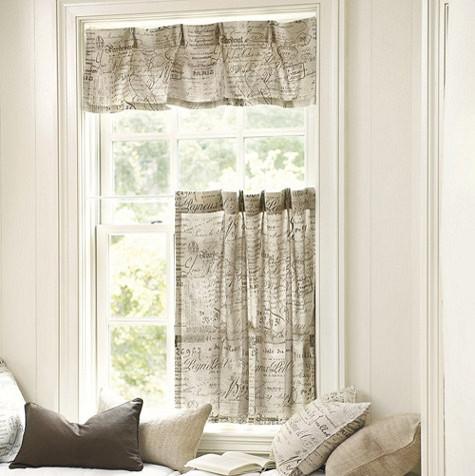 Café Curtains - Window Café Curtains, Window Treatment Café