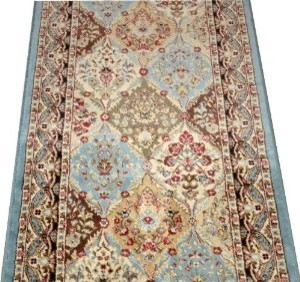 Dean Panel Kerman Cloude Carpet Rug Hallway Runner Sold