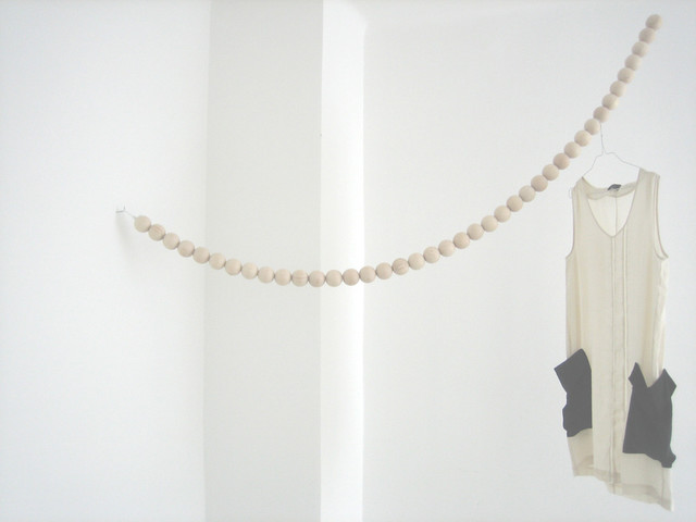 'Snake' Wardrobe contemporary hooks and hangers