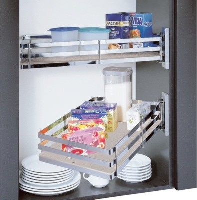 Contemporary Pantry And Cabinet Organizers by Richelieu