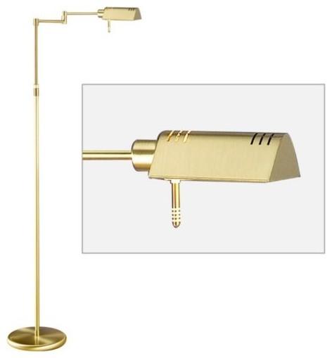 halogen floor lamp no 6317 1 by holtkoetter modern. Black Bedroom Furniture Sets. Home Design Ideas
