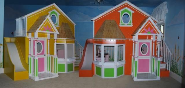 Kids Playspaces Kids Custom Playhouses Kids Playsets