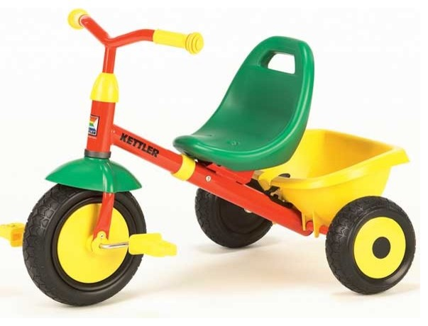 Kettler Air Junior Tricycle Kids Toys And Games By