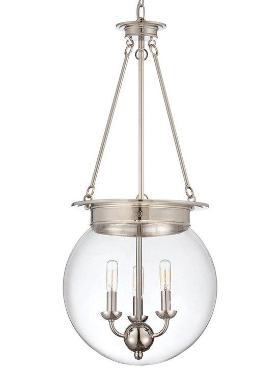 Classic Globe Lantern -