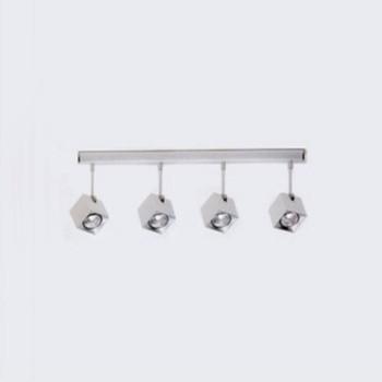 Zaneen | Dau Spot 4 Light Ceiling Light contemporary-track-lighting-kits