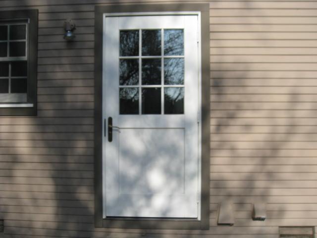Half Light French Door