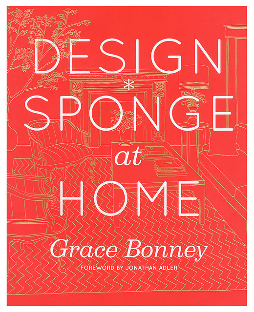 Design*Sponge At Home modern books