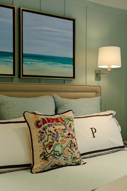 Carmadillo Master Bedroom beach-style