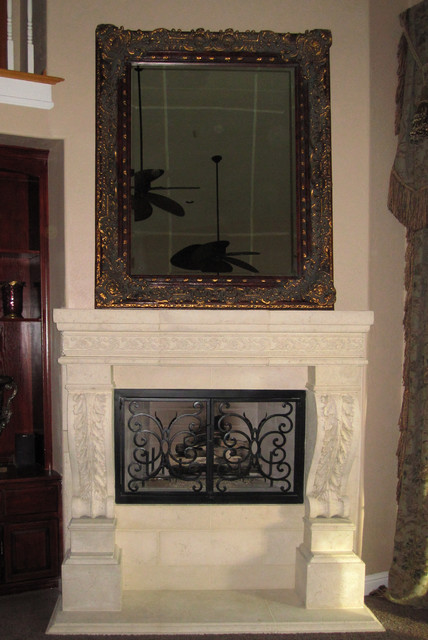 fireplace mantels modern indoor fireplaces los
