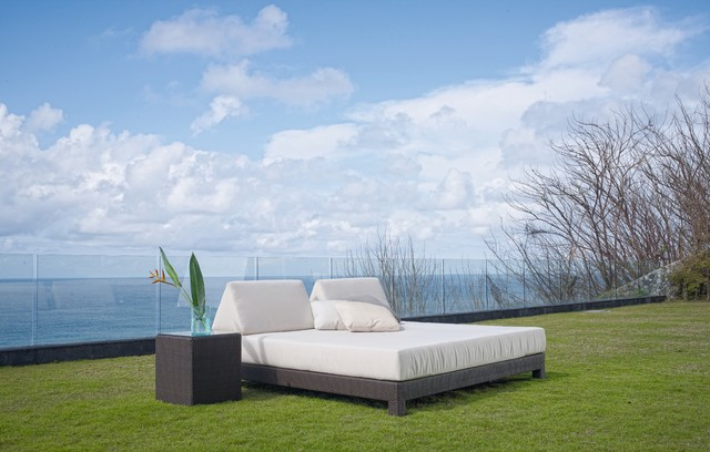 Skyline Design Anibal Outdoor Daybed Contemporary