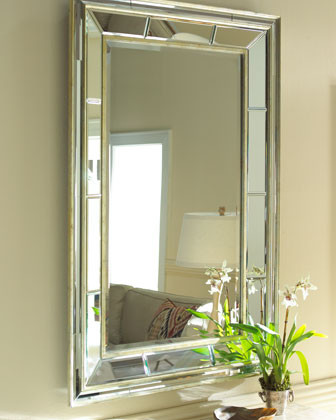 Double Bevel Mirror traditional mirrors