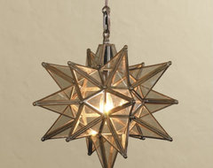 Moravian Star Pendant Light mediterranean pendant lighting