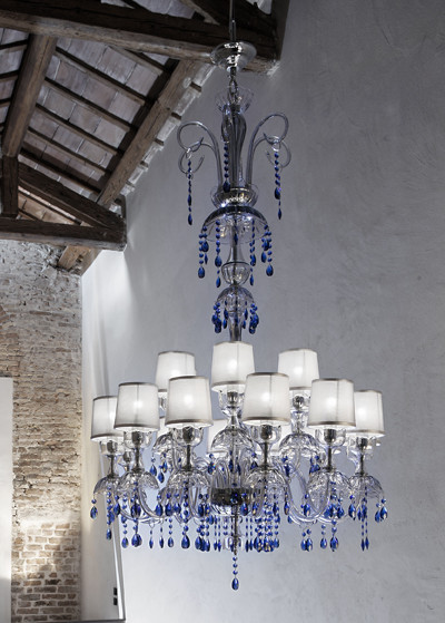 "Italamp Cult_Edition ""Gold Chandelier"" by Topdomus contemporary-chandeliers"