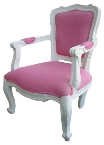 French Style Louis Arm Chair traditional-kids-chairs