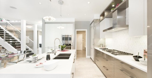 Contemporary Kitchen and Baths 2013 traditional-kitchen