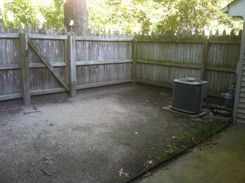 Very small backyard needs help for Very small backyard ideas