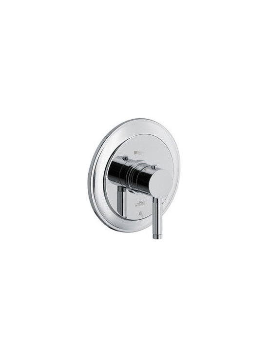 Webert Mondo Faucets and Fixtures - Mondo Thermostatic with Pressure Valve