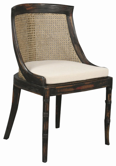 Samuel Cane Chair Traditional Dining Chairs Other