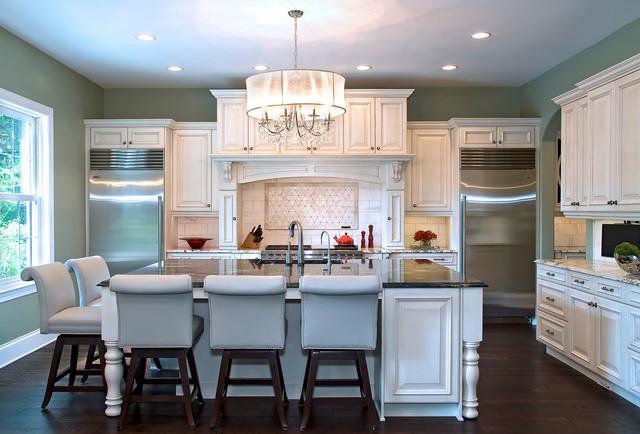 Deziner Tonie - Kitchen - Interior Design and Remodeling traditional-kitchen