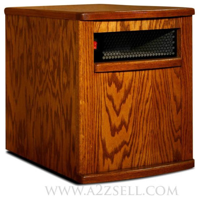 Indoor Heater - Handcrafted cabinet style, Indoor Infrared Heaters