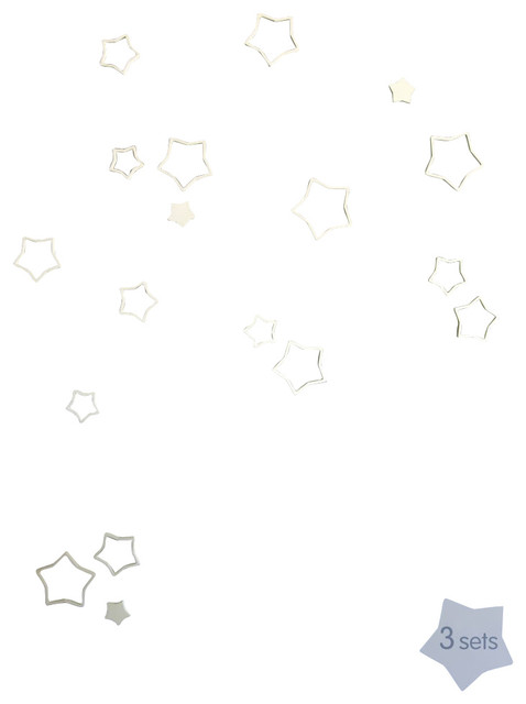 Wallter Star Wall Applications modern-wall-decals