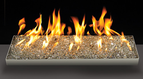Modern Gas Fireplace Insert