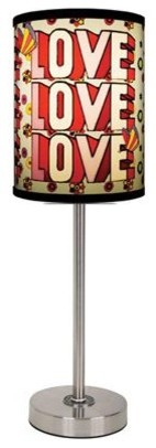 Lamp In A Box   Retro Love eclectic-kids