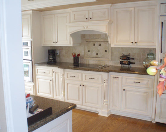 Face frame style custom kitchen cabinets for Webs custom kitchen