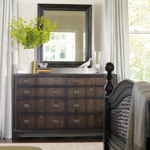 Harbour Pointe Bungalow 8 Drawer Dresser modern dressers chests and bedroom armoires