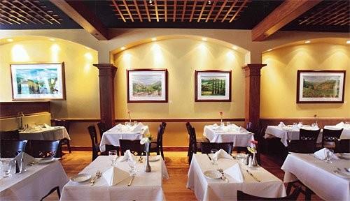 Restaurant Tenant Improvement contemporary