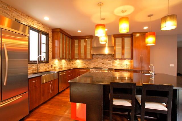 The Henry Kitchen contemporary-kitchen