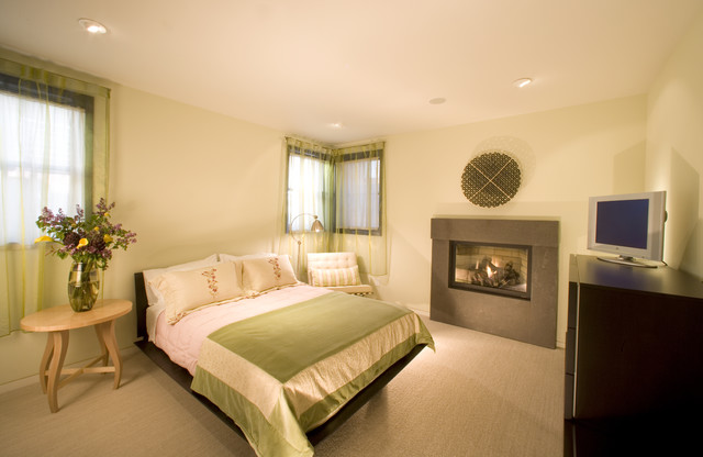 Margaret Carter Interiors contemporary bedroom