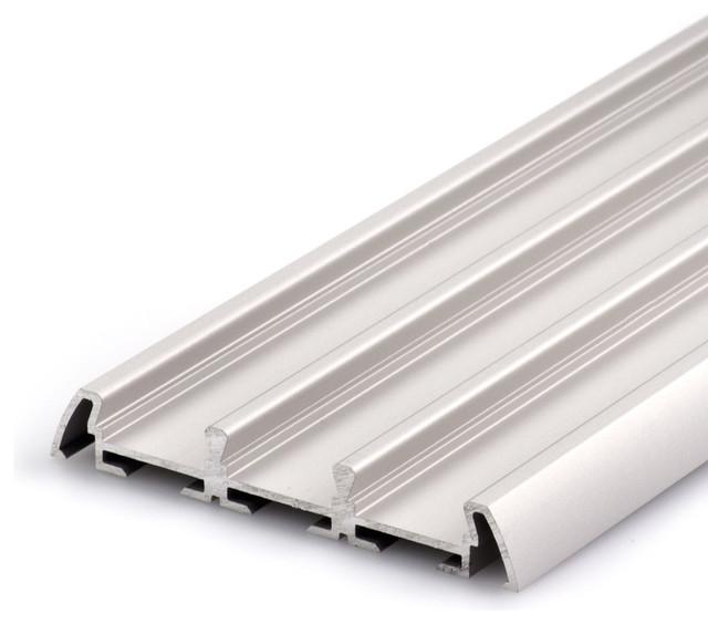 Triada Surface Mount 3 Channel Klus Aluminum LED Profile Housing - Modern - Undercabinet ...