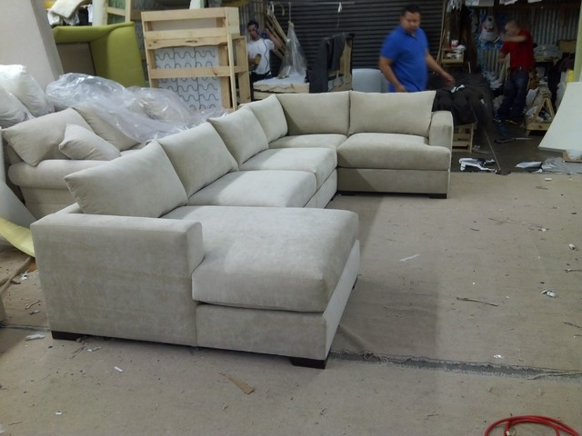 Spring Sofas eclectic-sofas