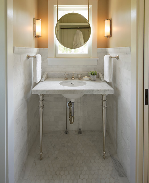 For Country By Michael S Smith For Kallista Transitional Bathroom Nashville By Kallista