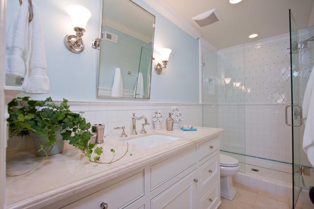 South Peak contemporary-bathroom