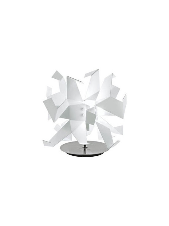 GLOW TABLE LAMP BY PALLUCCO LIGHTING - Glow Mini Table by Pallucco is part of the Glow series.