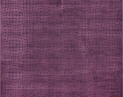 "Loloi Halton Too HT-07 9'2"" x 12'7"" Purple Rug eclectic-rugs"