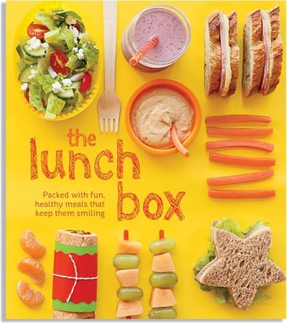 Lunch Box Cookbook contemporary