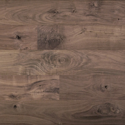 Unfinished walnut rustic contemporary hardwood for Unfinished wood flooring