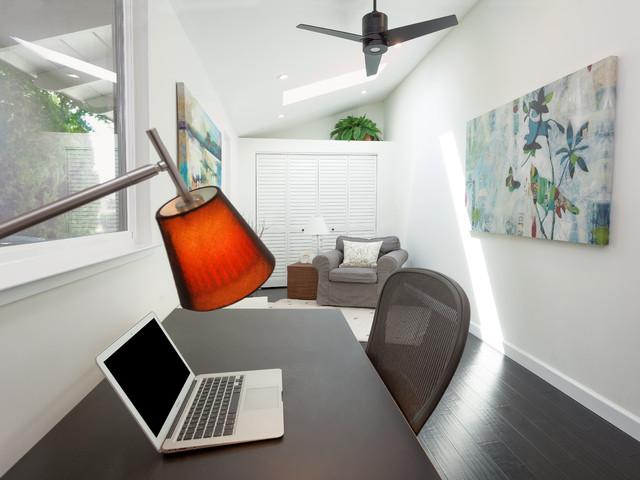 Award Winning Room Addition contemporary-home-office