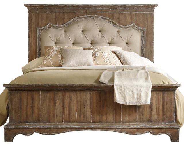 Hooker Furniture Chatelet King Upholstered Mantle Panel ...
