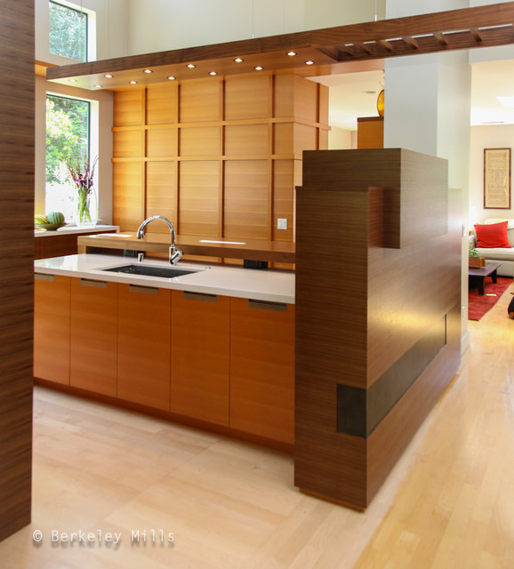 Asian Kitchen Cabinetry