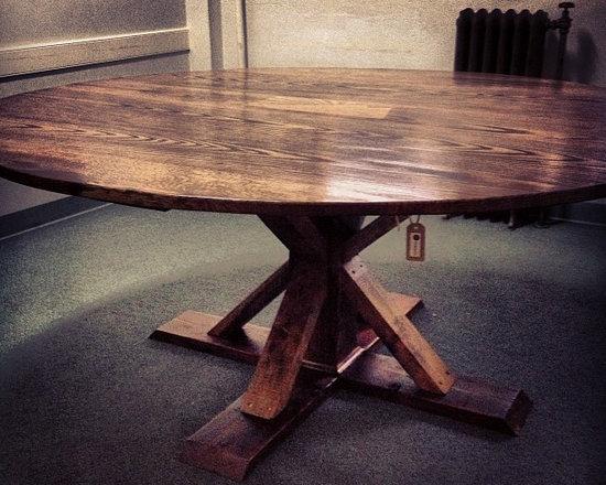 Reclaimed Wood Table - Reclaimed Wood Table