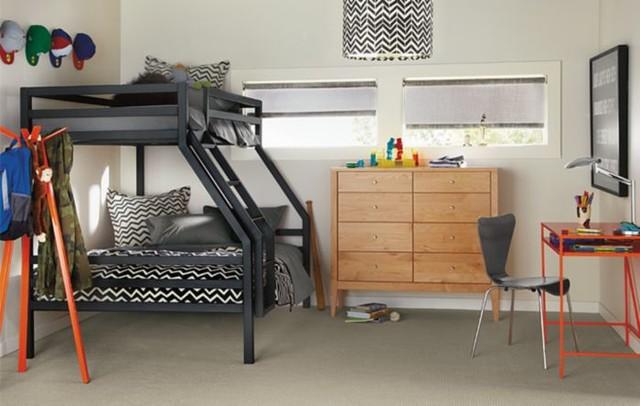 Fort Duo Bunk Bedroom artwork