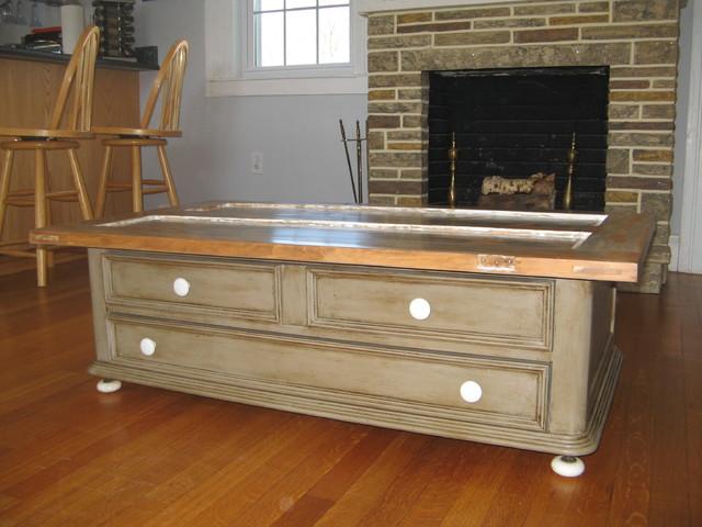 Custom Rustic Furniture eclectic
